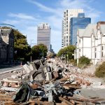 Countries with the most Earthquakes & Natural Disasters
