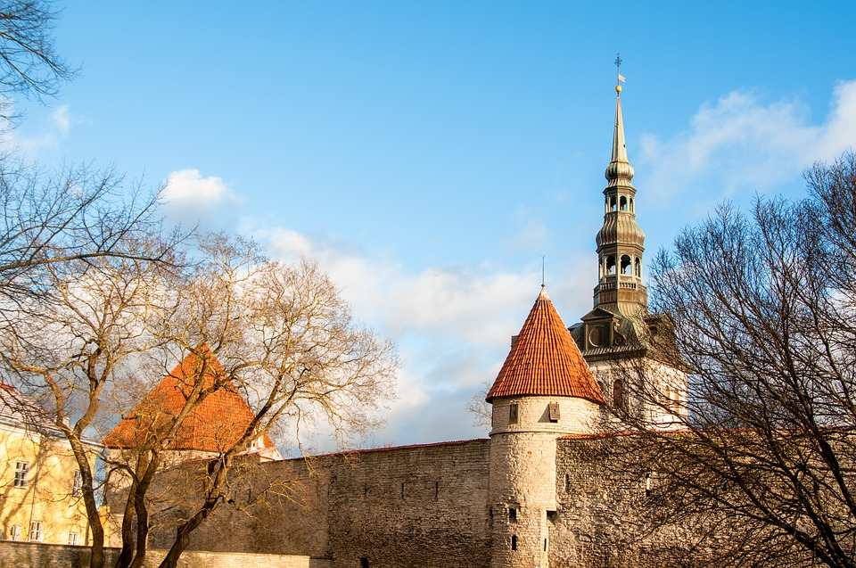 architecture, tower, old