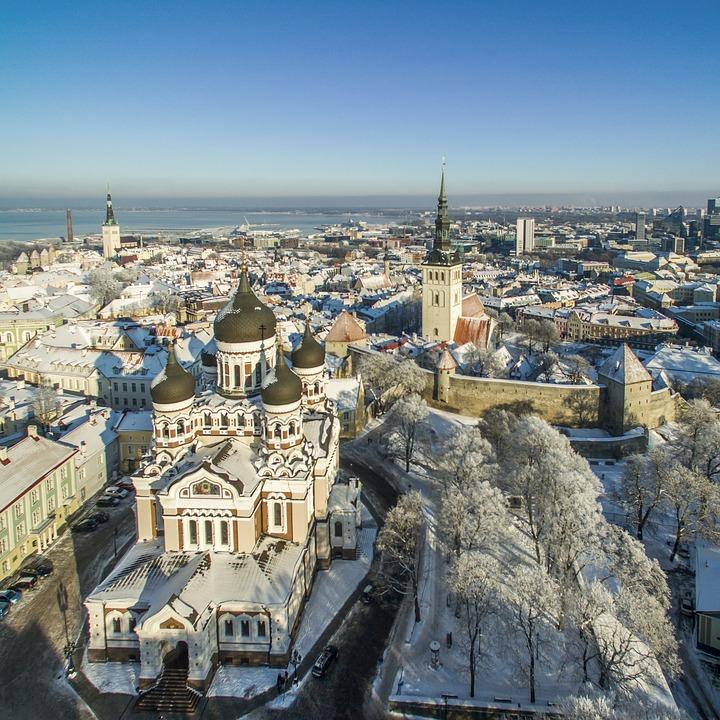 tallinn, estonia, city