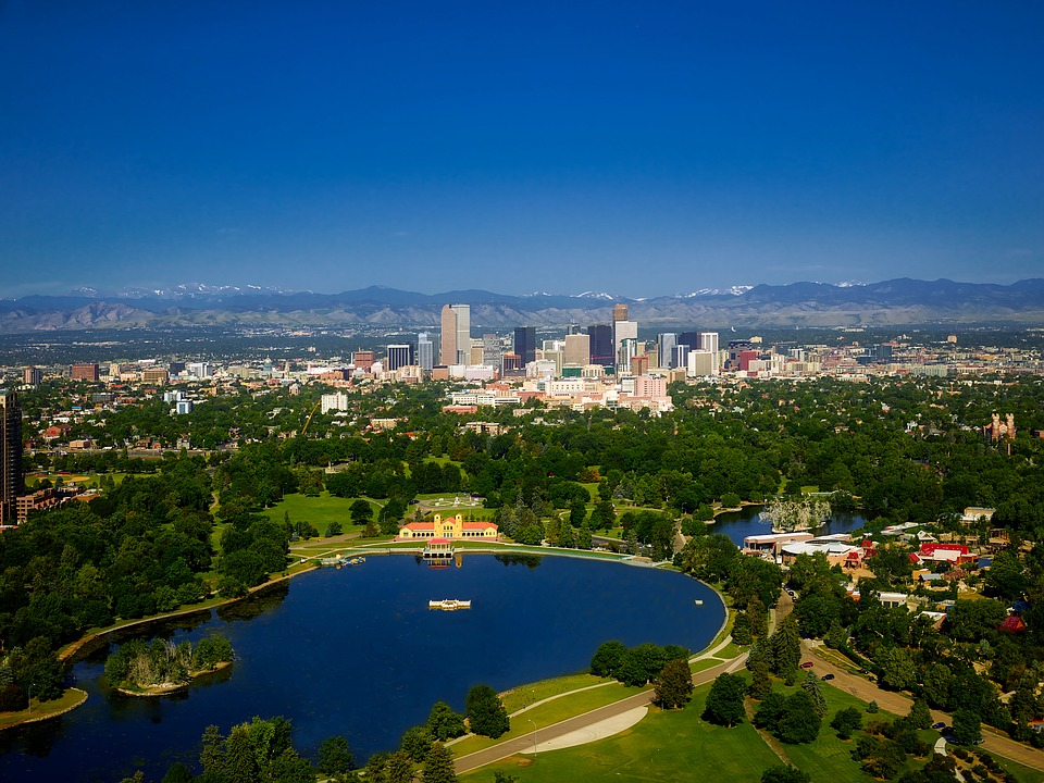 denver, colorado, mountains