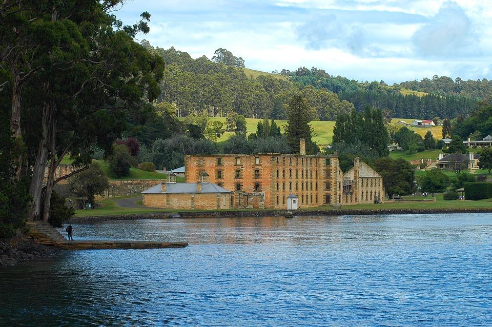 hobart, prison, tasmania