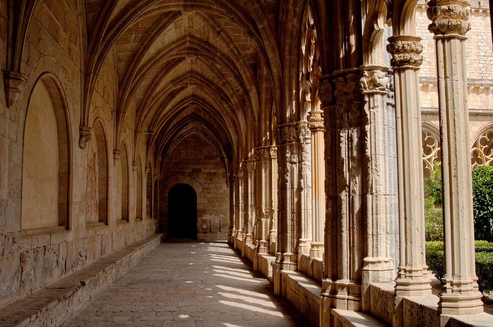 monastery, gang, tarragona