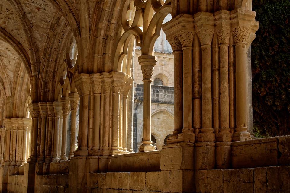 monastery, tarragona, catalonia
