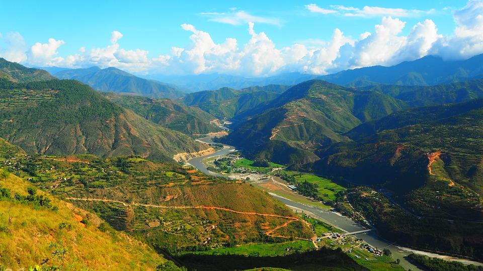 nepal, adventure, nature