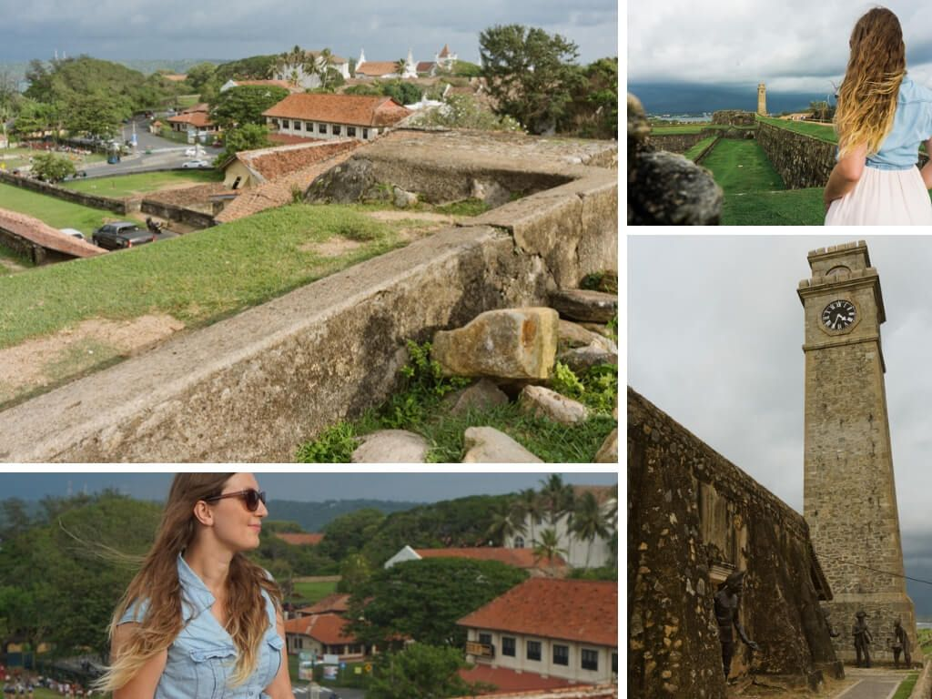 One Day in Galle Fort, Sri Lanka? Complete Guide! || The Travel Tester...