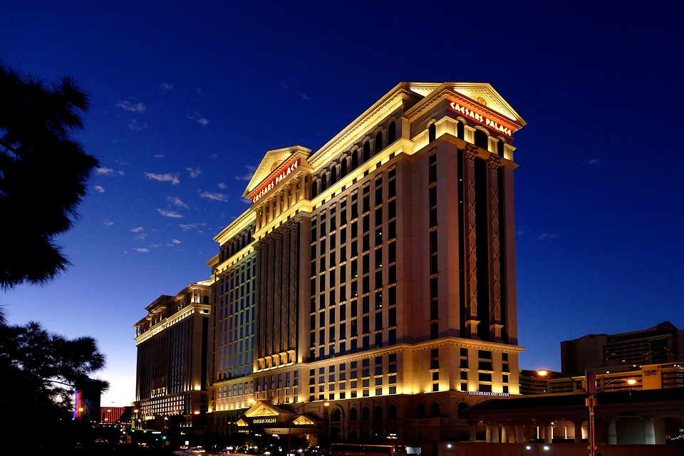 caesars palace, architecture, luxury