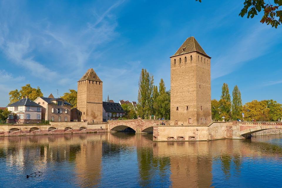 alsace, strasbourg, henry tower