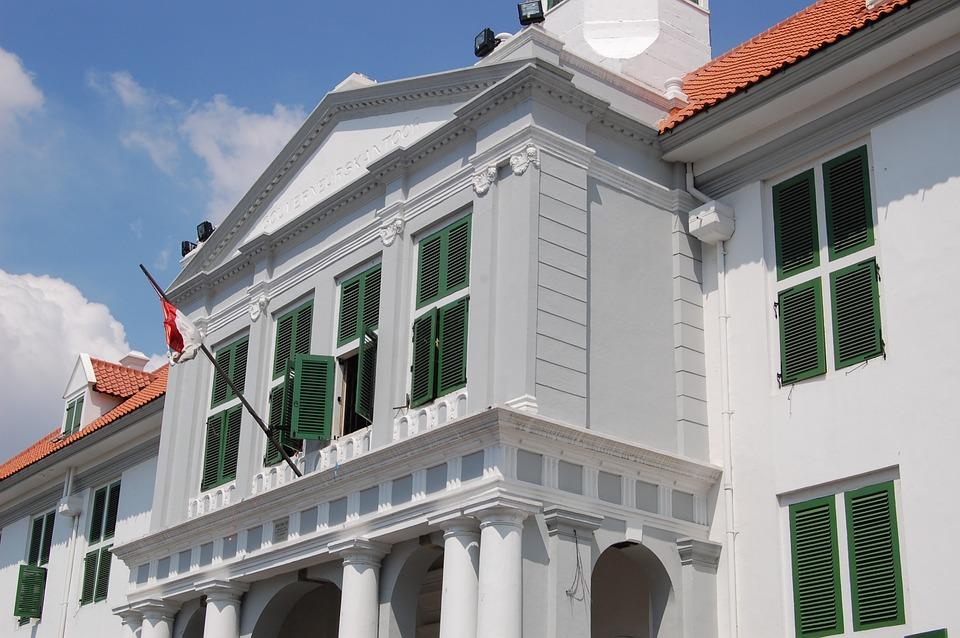 building, jakarta, indonesia