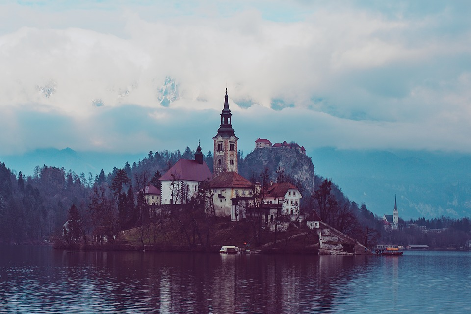 bled, slovenia, europe