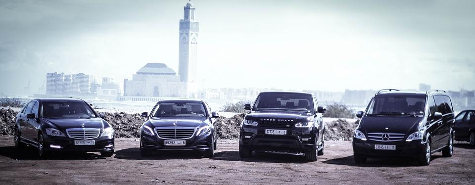 casablanca, cars, luxury cars