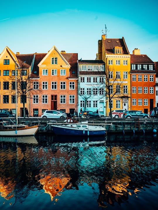 copenhagen, christianshavn, harbour