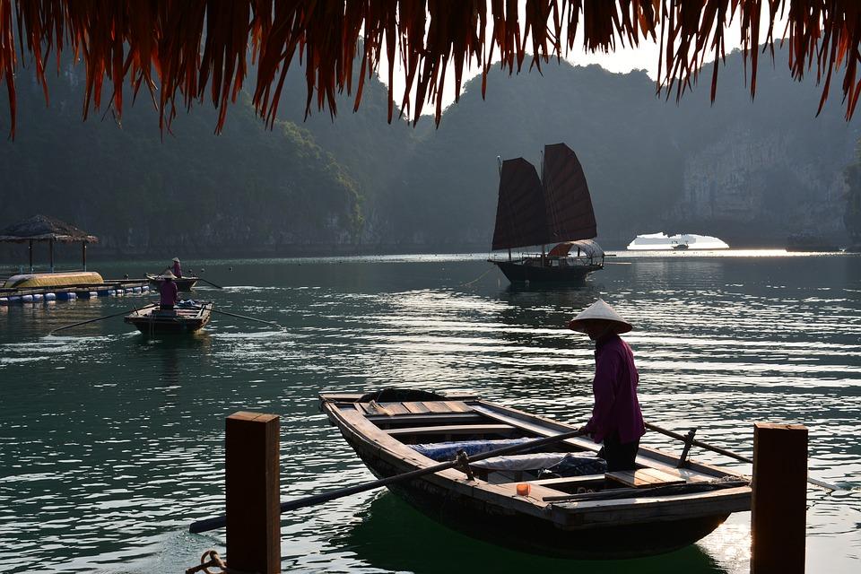 ha long bay, vietnam, travel