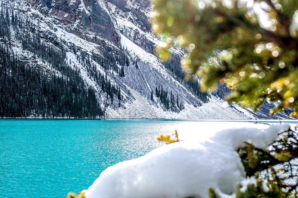 lake, louise, canada