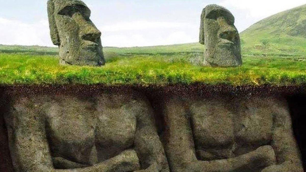 RT @TravVibes: Easter Island, Chile https://t.co/dd09cxTsz5