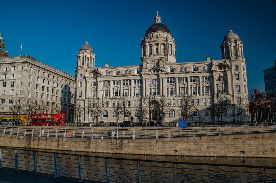 architecture, liverpool, albert docks