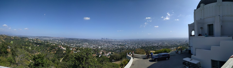griffith, observatory, angeles