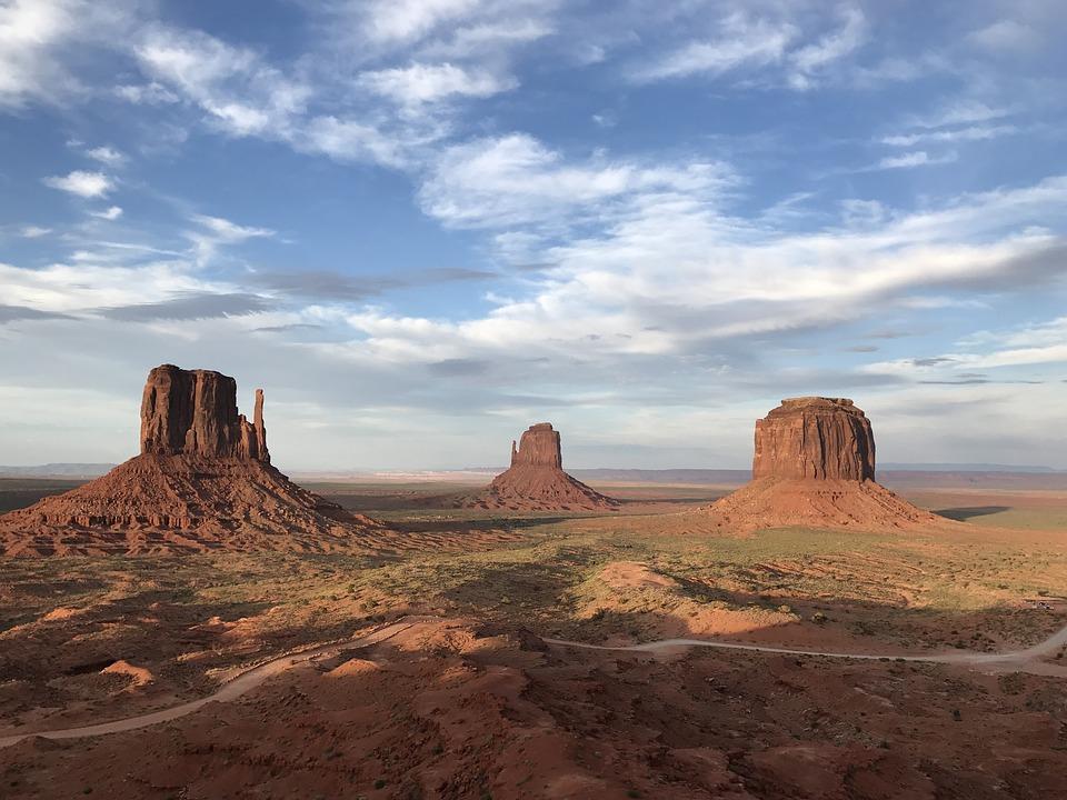 monument valley, grand circle, utah