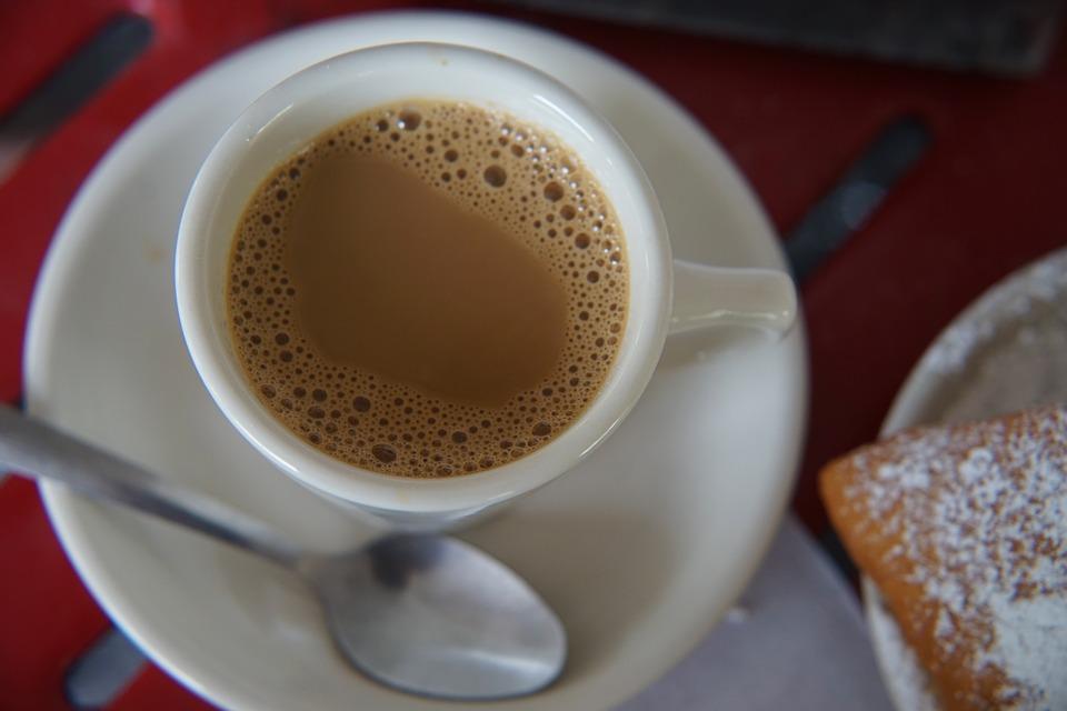 coffee, espresso, drink
