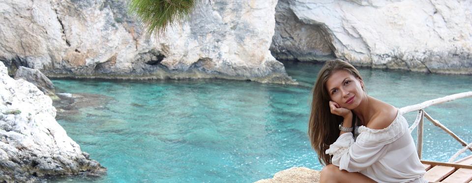 greece, island, sea