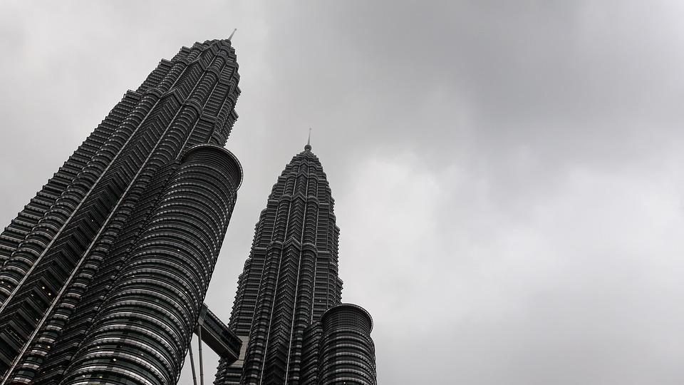 klcc, malaysia, tall