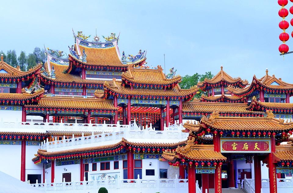 kuala lumpur, temple, malaysia