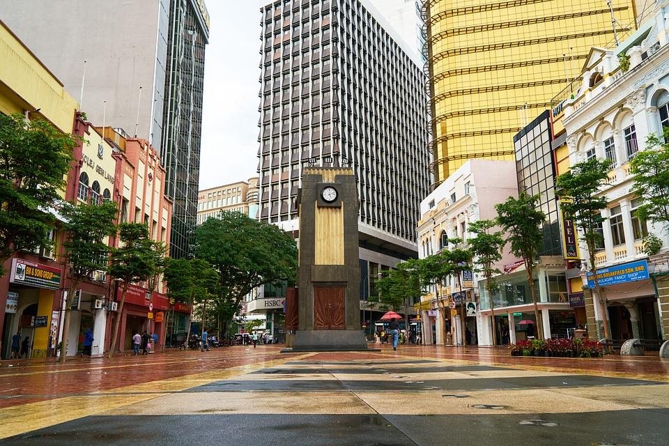 malaysia, kuala lumpur, city