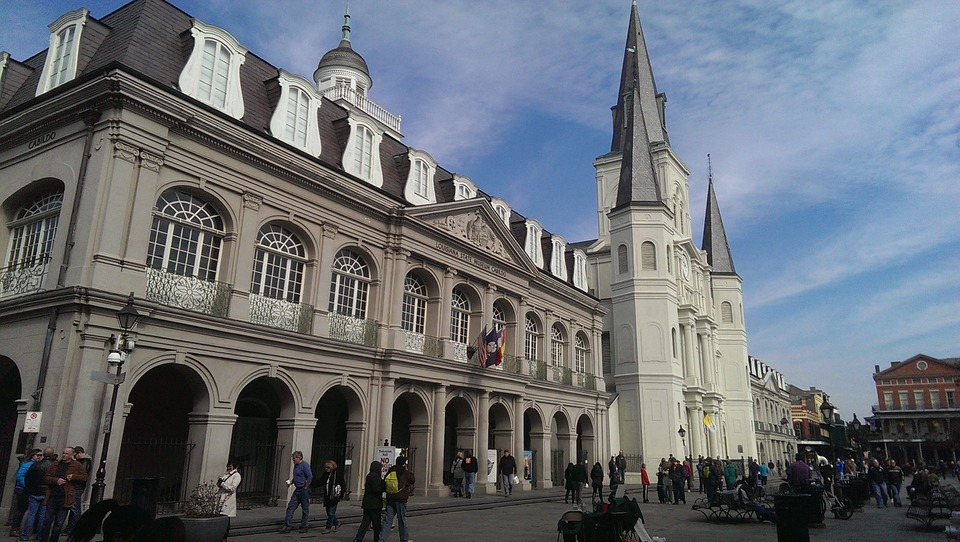 new orleans, city, orleans