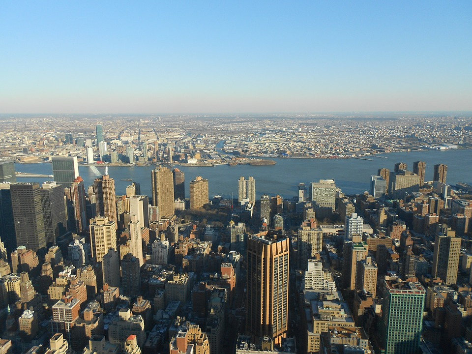 new york, manhattan, usa