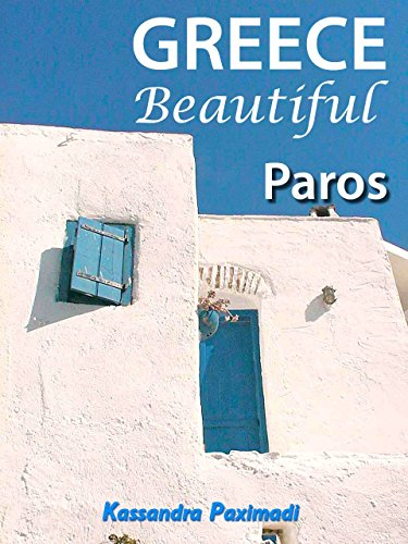 Paros Cyclades Islands Travel