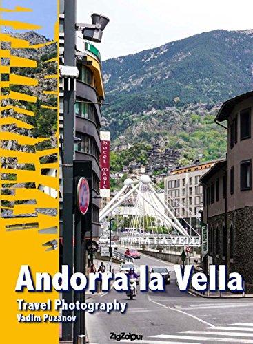 Andorra La Vella Andorra Travel