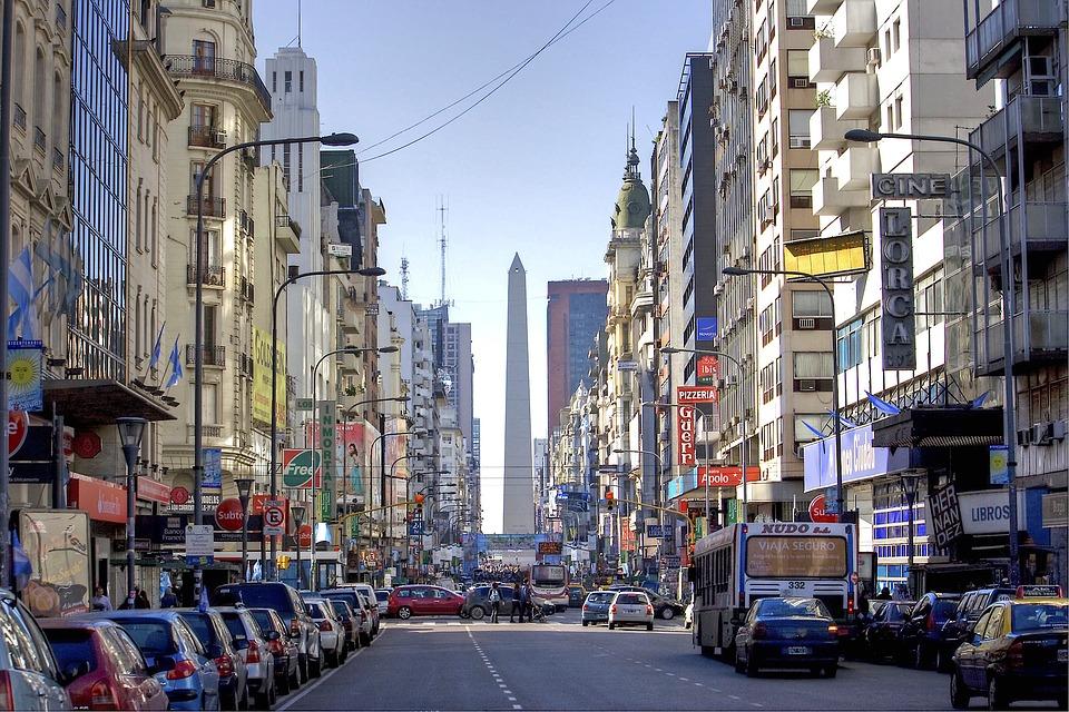 buenos aires, argentina, obelisk