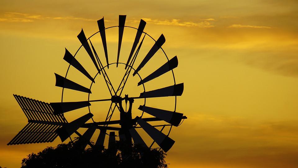 windmill, palma de mallorca, island of mallorca