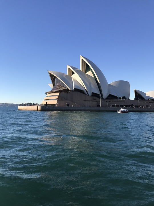 opera house, sydney, landmark