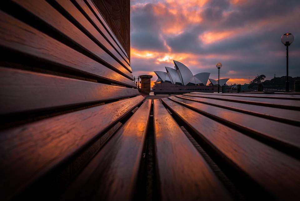 sydney, australia, port