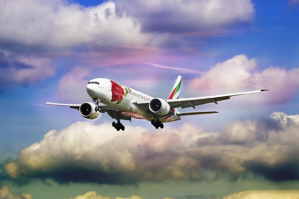 emirate, airline, rose