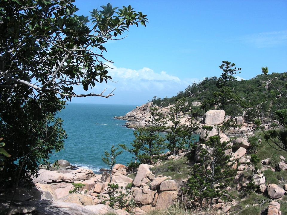 fish cove, magnetic island, queensland
